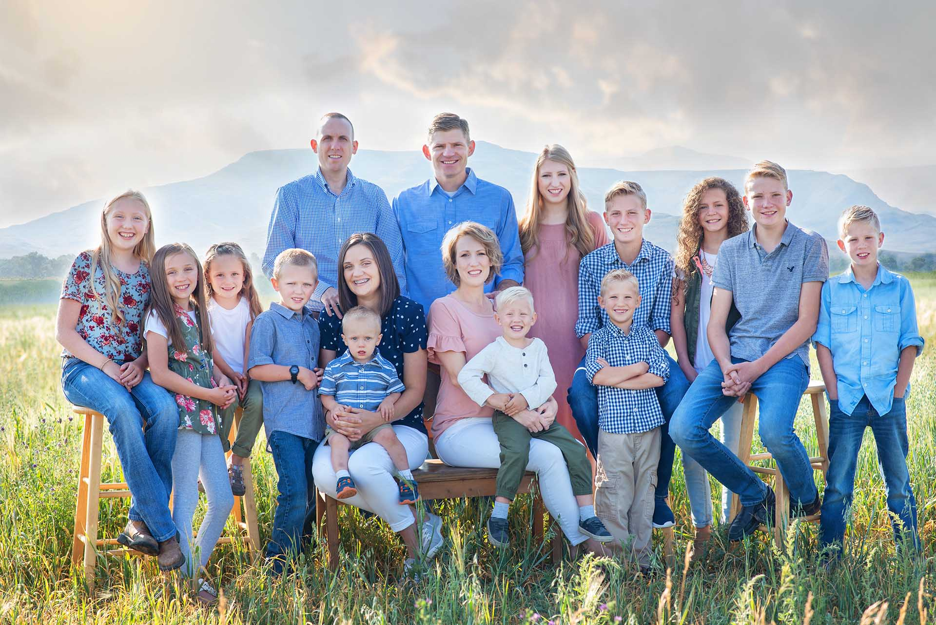 The Allpine Title Family